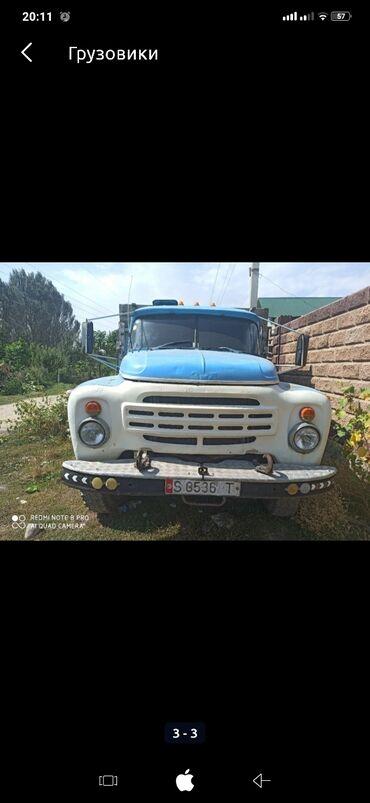 ЗИЛ - Кыргызстан: ЗИЛ 6 л. 1987