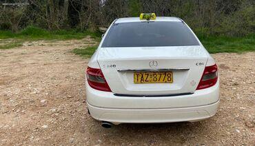 Mercedes-Benz C-Class 2.2 l. 2009 | 450000 km