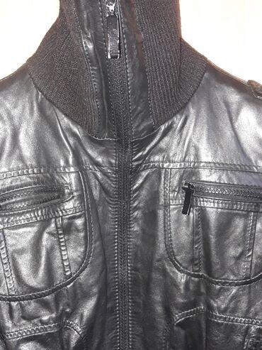 Kozna jakna,kratkabez tragova nosenja