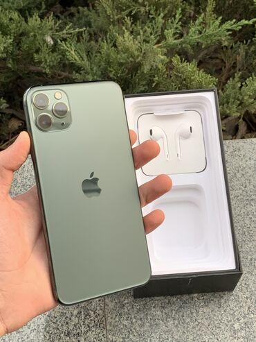 Новый IPhone 11 Pro 256 ГБ Зеленый