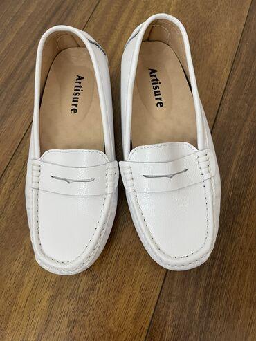 лоферы бишкек in Кыргызстан | САНТЕХНИКТЕР: Белая,мягкая,удобная,женская обувь. Сделано из Америки!