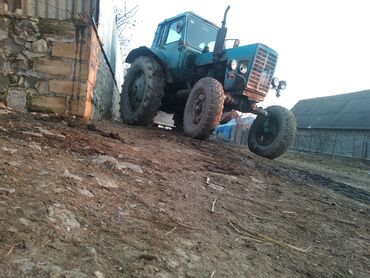 Gəncə traktor zavodu - Azərbaycan: Traktor 4700 razlaşmaq olar ili 87