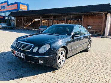 сары озон городок бишкек в Кыргызстан: Mercedes-Benz E 320 3.2 л. 2003 | 22222 км