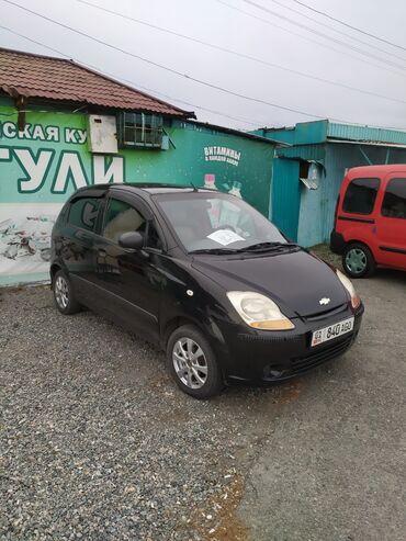 Chevrolet в Кыргызстан: Chevrolet Spark 0.8 л. 2007 | 179000 км
