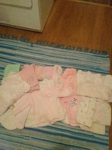 Garderobica za bebe vel 68,sve zajedno u paketu sa slike 800 din,koga