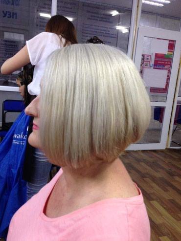 Обучение на парикмахера в Бишкек