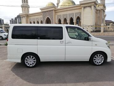 автобазар ниссан в Кыргызстан: Nissan Elgrand 3.5 л. 2002 | 178000 км