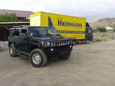 Hummer - Кыргызстан: Hummer H2 6 л. 2004   105000 км