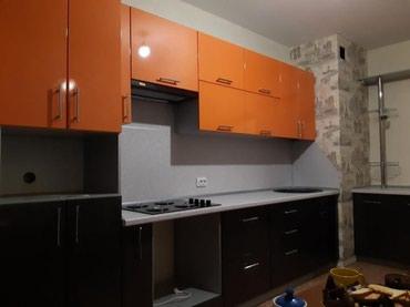 Гарнитуры в Кок-Ой: Изготовление кухни, стаж работы 21год гарантия качества, замер и