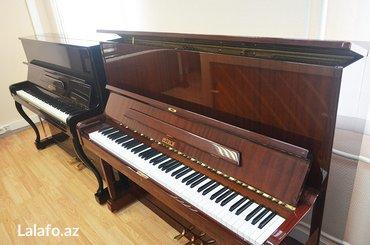 Bakı şəhərində Almaniya Cexiya Forte-Pianolari Satilir