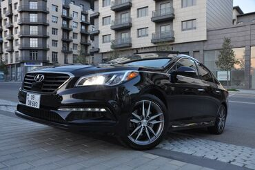 avtokaropka avtoma sol sükan - Azərbaycan: Hyundai Sonata 2 l. 2014 | 118000 km