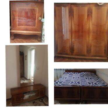 Срочно продается б.у болгарский спальный гарнитур  Хорошем состоянии