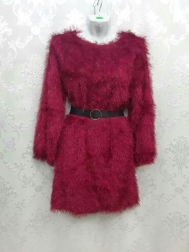 fiat 850 в Кыргызстан: Платье новое, размер 46-48, цена 850 сом