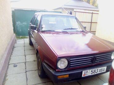 dzhinsy razmer 14 в Кыргызстан: Volkswagen Golf 1.8 л. 1989 | 100000 км