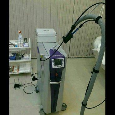 Bakı şəhərində Lazer aparati son model 2016 arion aleksandrit lazer aparati