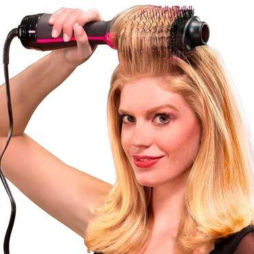 Расческа выпрямитель fast hair straightener - Кыргызстан: Фен-щетка для укладки волос  фен-щетка для укладки волос    сочетание