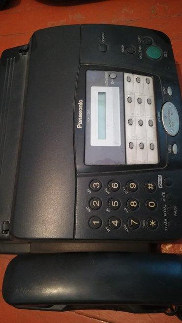 Продаю факс. состояние хорошее. нужны в Бишкек