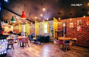 Bakı şəhərində Tarqovuda yerləşən brend restorana ofsiant bəy və xanım tələb