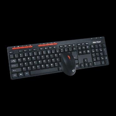 Клавиатура +мышь беспроводная-750 сом.  в Бишкек