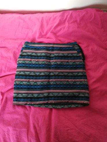 Mini suknja, 36 vel, novo! Nema elastina - Pozega