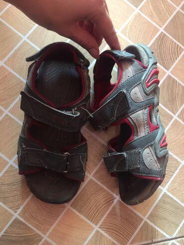 Uşaq ayaqqabıları - Azərbaycan: 33 razmer.Çox keyfiyetli ayaqqabıdır.Az geyinilib.10 m satıram.Qiymet