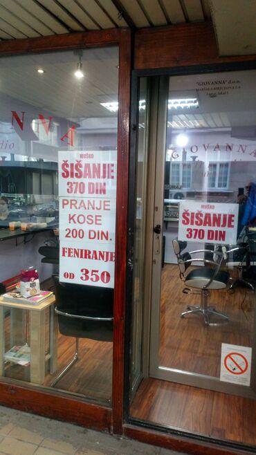Poslovni prostor - Srbija: Prodajem lokal u strogom centru, TC Sremska, 24,5m2 na I. spratu, ulic
