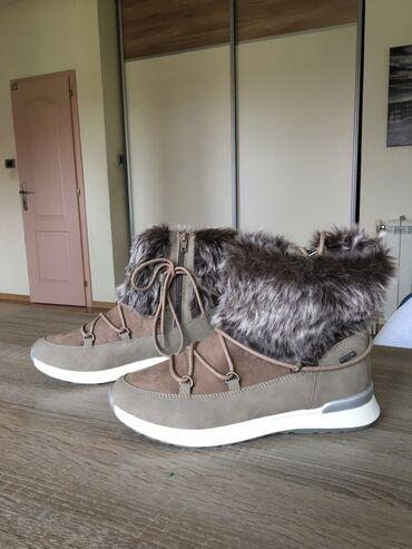 Nove cizme br 40-41 (unutrasnje gaziste je 26cm)