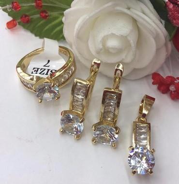 Просто супер - Кыргызстан: Шикарный набор в наличии под золото,качество просто супер.доставка по