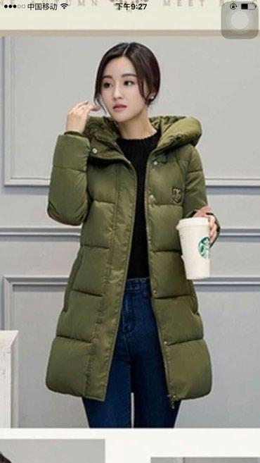 Женские модные куртки отличного в Бишкек