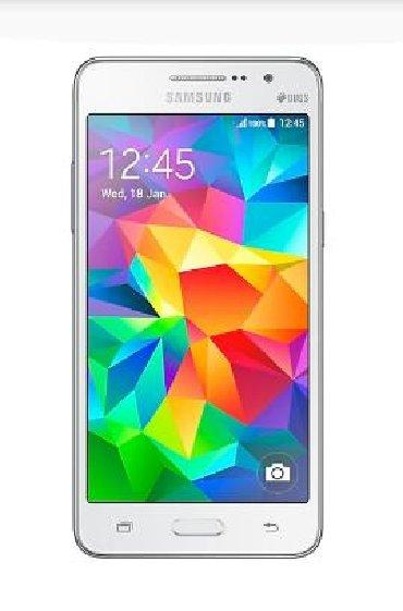 Samsung-galaxy-grand-prime-satiram - Azərbaycan: İşlənmiş Samsung Galaxy Grand Dual Sim 8 GB ağ