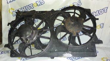 Ford Focus 2005 г., вентилятор охлаждения радиатора (комплект)