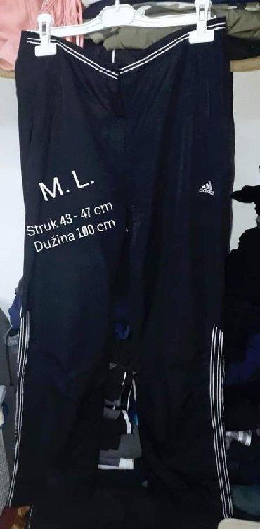 Adidas-trenerka-zenska - Srbija: Adidas vel. M. L orginal trenerka