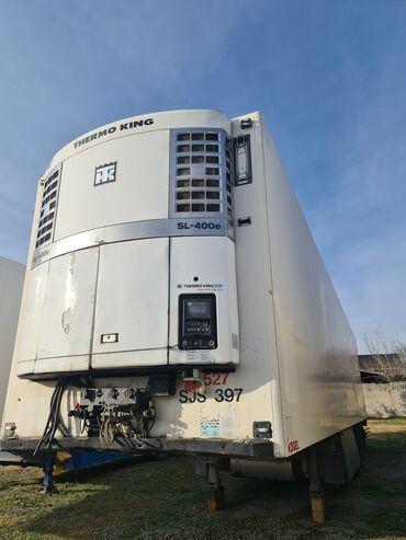 туры в анталию из бишкека 2021 в Кыргызстан: Рефрежератор термокинг SL-400 белого цвета