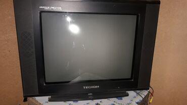 Телевизор TECHOM GERMANY в идеальном состоянии, не разу не проходил