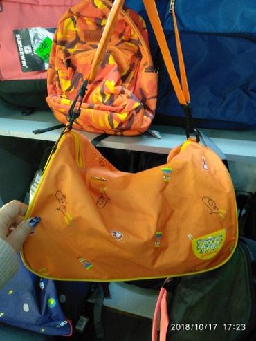 Детские спортивные сумки в Бишкек