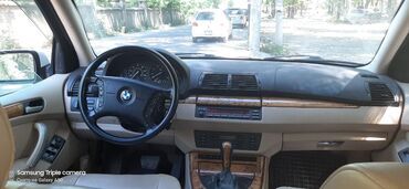 bmw x4 xdrive20d steptronic в Кыргызстан: BMW X5 3 л. 2000 | 190000 км