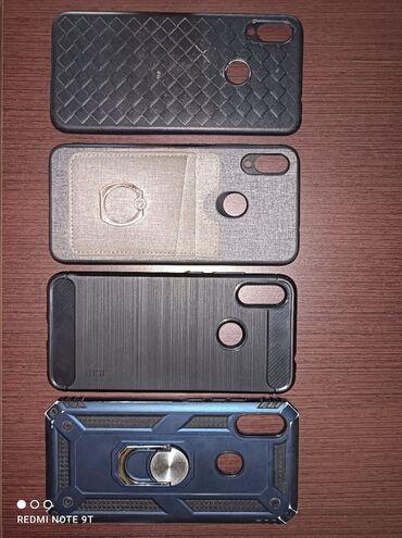 Чехлы для Redmi Note 7 в идеальном состоянии! Цена за все 4 шт! По