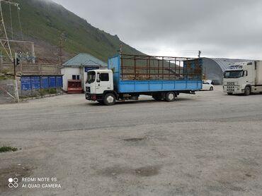 Транспорт - Майлуу-Суу: Продаю или меняю на манчик Ман 14.232 дилитель кузов длина 8.40 высота