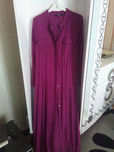 Xırdalan şəhərində Женское длинное штапельное платье на