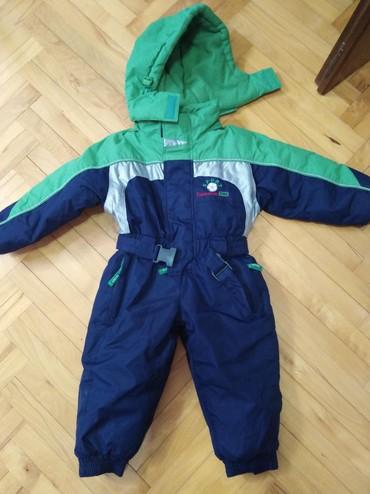 Dečije jakne i kaputi - Vrsac: Jednodelni skafander! Dužina rukava 34cm,dužina celog skafandera od