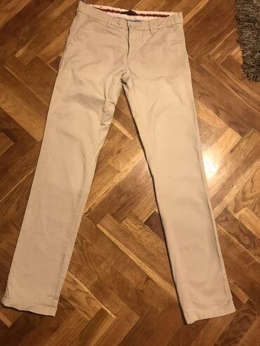 Zarine muske pantalone- brat ih je nosio samo za matursko vece, nakon