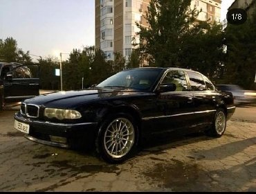 BMW 728 2.8 л. 2001