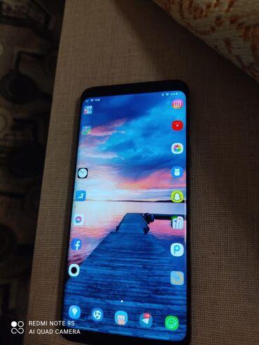 сенсор fly iq4404 в Азербайджан: Б/у Samsung Galaxy S9 64 ГБ Красный