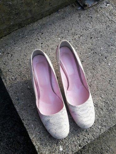 Italijanse cipele par puta obuvene br 40  kao nove - Vrnjacka Banja