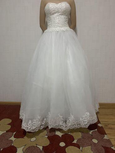 Свадебное платье на прокат.  Новое свадебное платье!