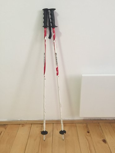 Stapovi za skijanje, duzina stapova je 91 cm, odlucni su - Zajecar