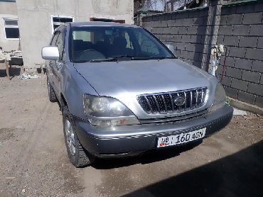 Toyota Harrier 3 л. 1998 | 286000 км