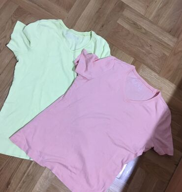 Majice nezno roze i zelena Charles Vogele