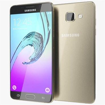 Galaxy a5 2016 - Azərbaycan: İşlənmiş Samsung Galaxy A5 2016 16 GB qara