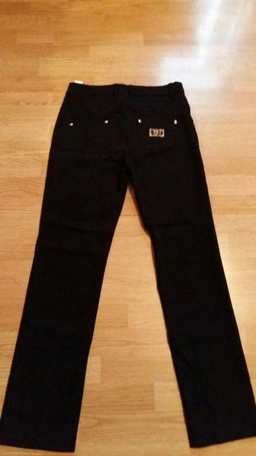 Брюки,44 размер,чёрные, новые, прямые, Турция,цена окончательная в Bakı